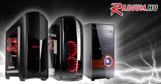 Radium Friss: Felfrissült a Radium PC-kínálata. Érdemes benézni!