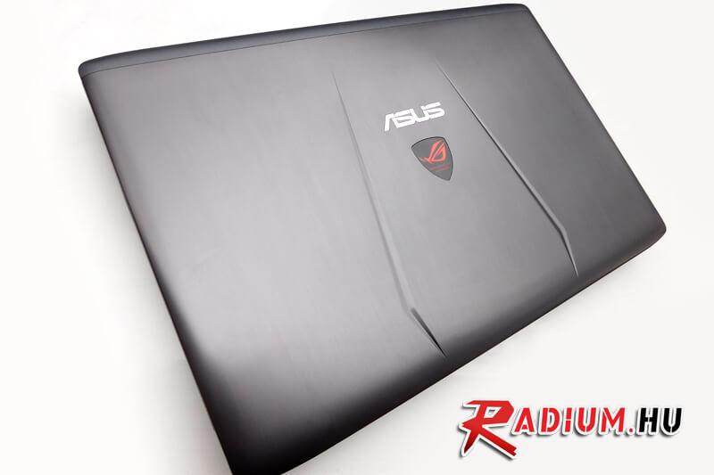 ASUS GL552VX-CN059D: boncasztalunkon ezúttal egy újabb ROG-szériás laptop bizonyított.