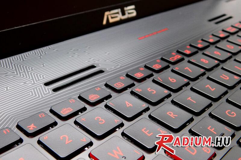 ASUS ROG GL552VW Refurbished: Elit ROG minőség, ezúttal is.
