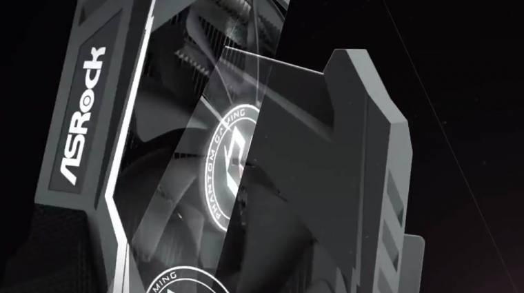 Radium Friss: Úgy tűnik az ASRock mégis beszáll a VGA buliba!