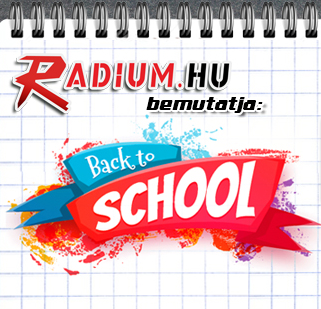 Radium Friss: Elindult a Radium.hu Tanévnyitó Akciója