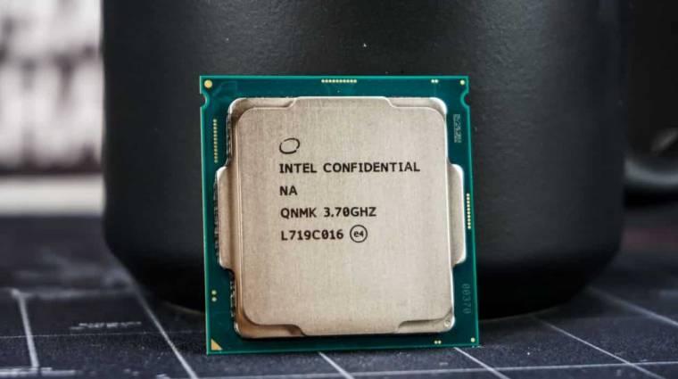 Radium Friss: Kapaszkodjuk meg, ugyanis érkeznek a kilencedik generációs Intel Core processzorok!