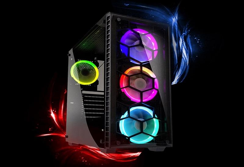 Radium REACTOR XT: Kevés brutálisabb cucc jut eszünkbe, mint a legújabb Radium gamer PC teljesítménye!