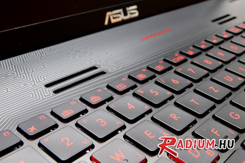 ASUS GL752VW-T4207D: Figyelemre méltó teljesítmény, egyenesen a ROG-tól.