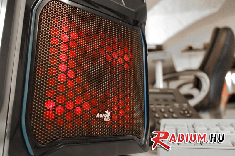 Radium THUNDER GT: A GT-szériás Radium gépek bizony bármikor helytállnak.
